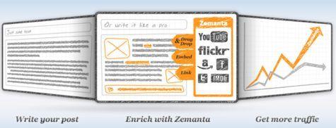 Zemanta for blogging