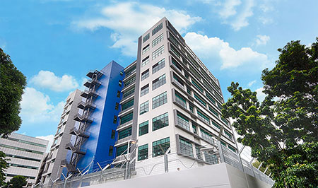 Singapore Data Center (Telstra)