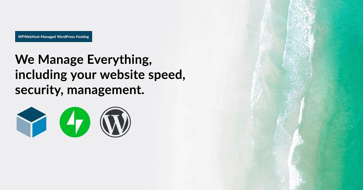Managed WordPress Hosting | Specialized Optimizing Environment