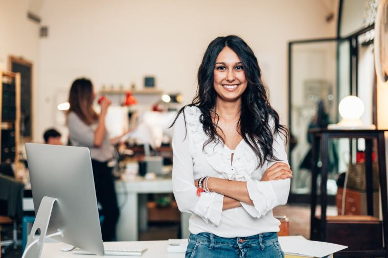 small business support services