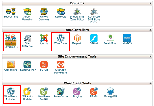 Install WordPress Hosting With GreenGeeks