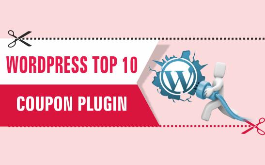 Top 10 WordPress Coupon Plugins