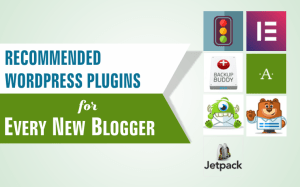Read more about the article Recommended WordPress Plugins for Every New Blogger