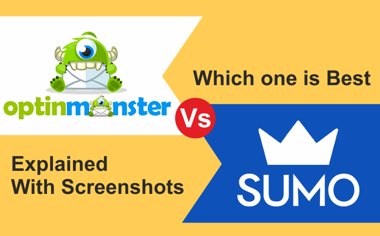 OptinMonster vs Sumo which on good Optin WordPress Plugin For any Bloggers