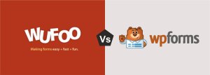 WPForms vs Wufoo Review which Contact forms best for free or pro for WordPress