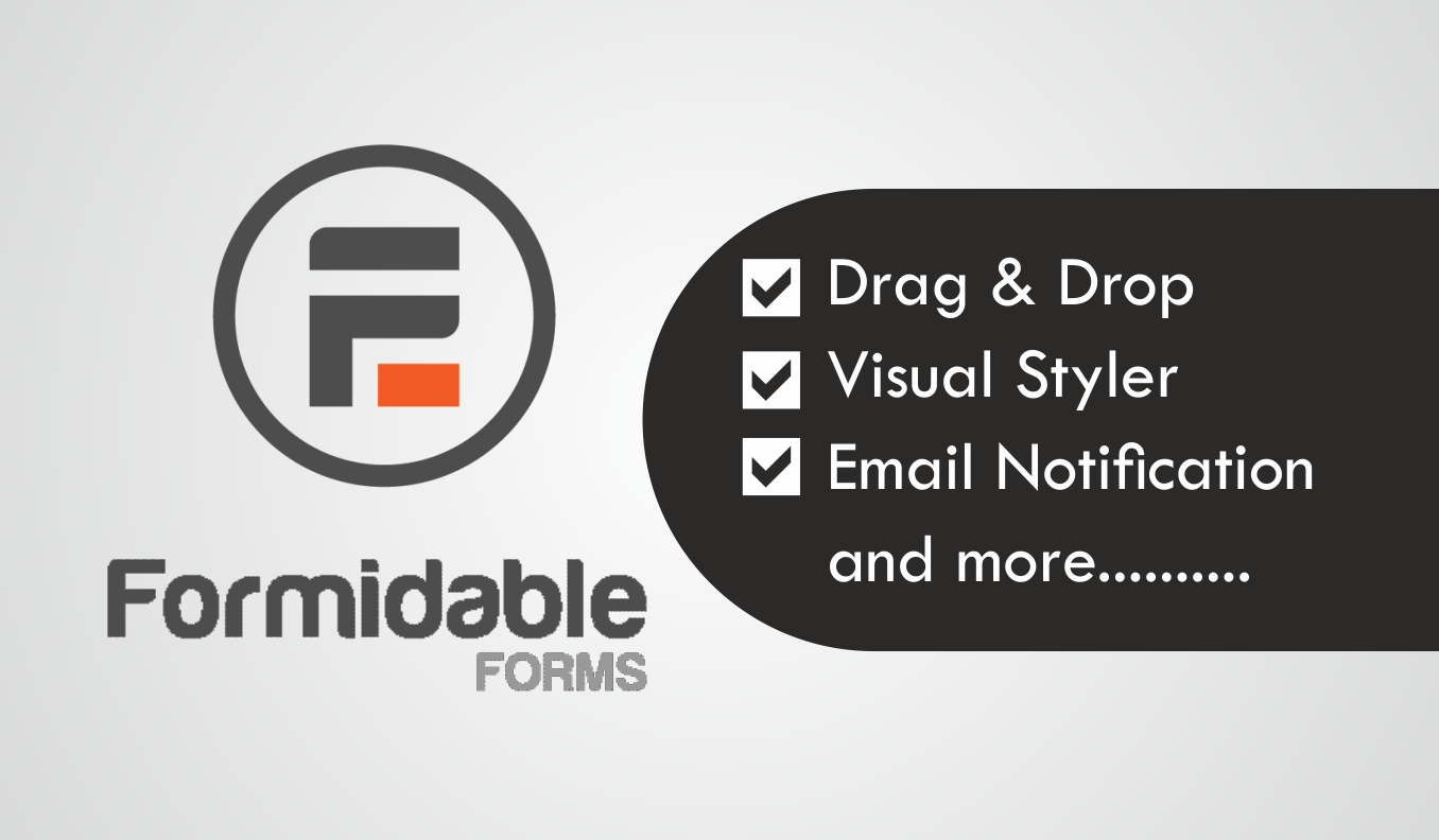 Simple Easy Contact Form with Formidable Forms