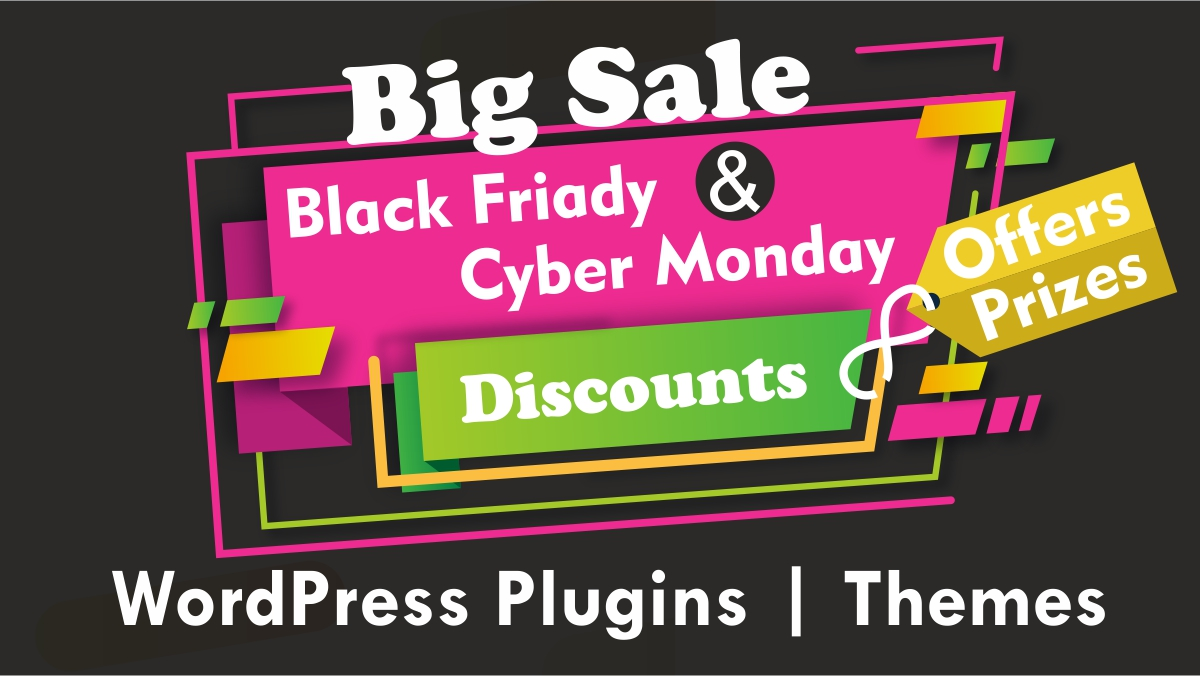 How to Get Best Black Friday & Cyber Monday Deals for Small Business -2019
