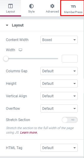 wordpress plugin memberpress