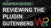Reviewing the New Gutenberg Plugin Video