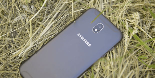 Samsung galaxy j5 2017 android