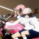 バイクアニメ「ばくおん!!」10話感想。