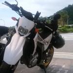 WR250Xは大型バイクとの高速ツーリングで通用する?