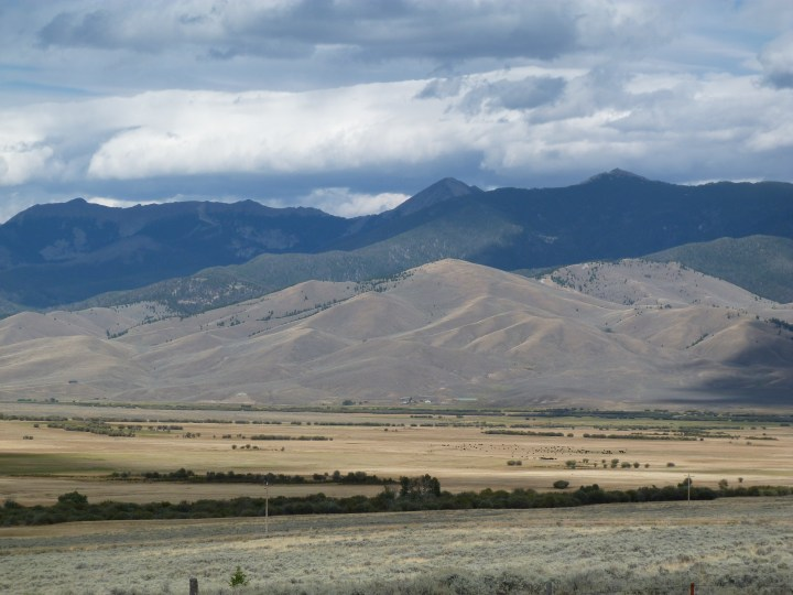 Montana is called Big Sky Country and you can see why