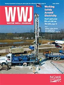 Water Well Journal June 2016