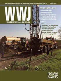 Water Well Journal May 2016