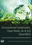Environmental Conservation Clean Water, Air and Soil (CleanWAS) - IWA Publishing