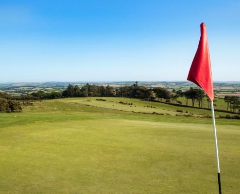 wrangaton golf club, Devon