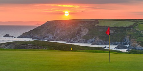 MULLION GOLF CLUB - CORNWALL