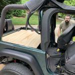 Diy Tj Storage Cover Jeep Wrangler Tj Forum