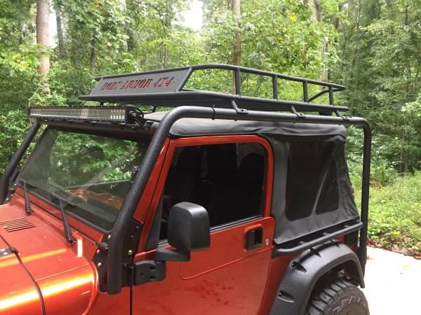 jeep wrangler tj forum