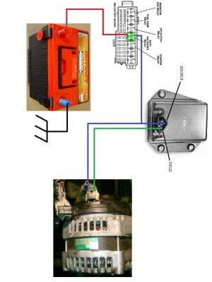 How to swap a high amp Dodge Durango alternator into your Jeep Wrangler TJ | Jeep Wrangler TJ Forum