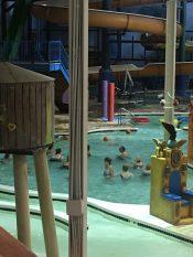 Water Aerobics Session
