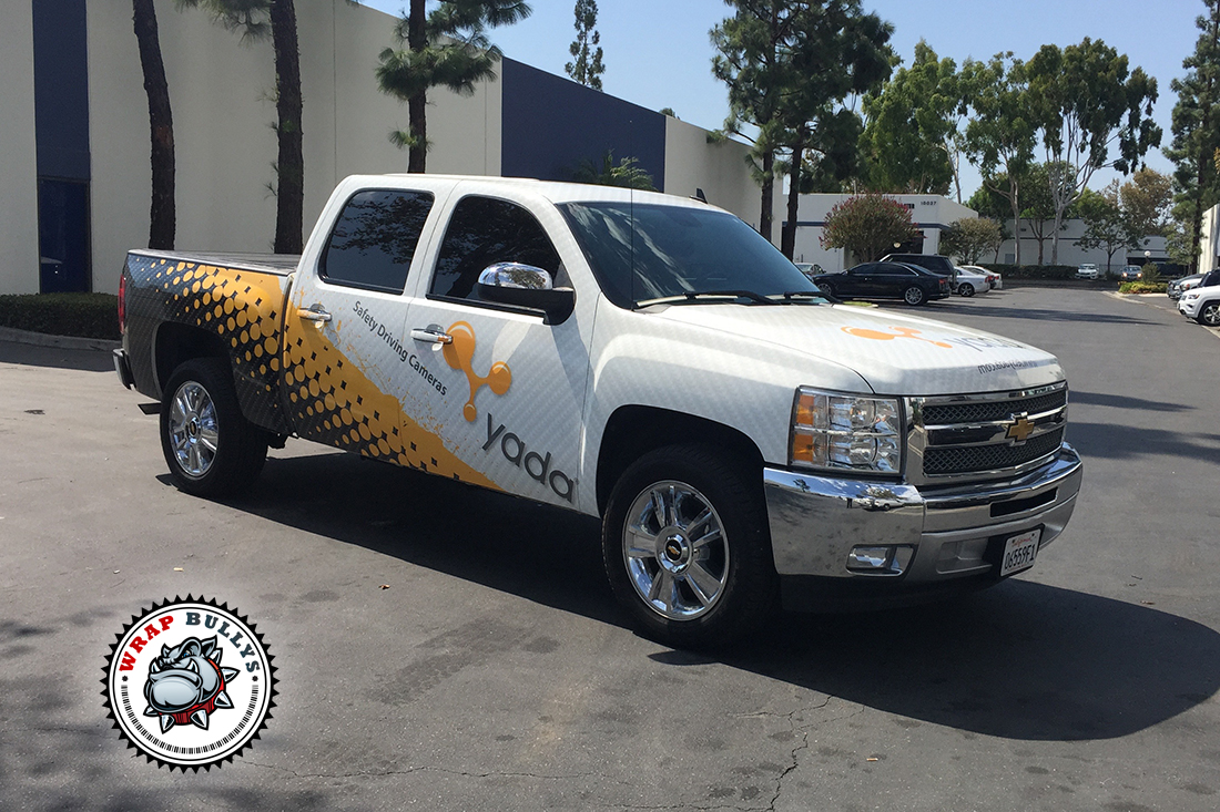 Los Angeles and Orange County Finest Vehicle Wrap Company.