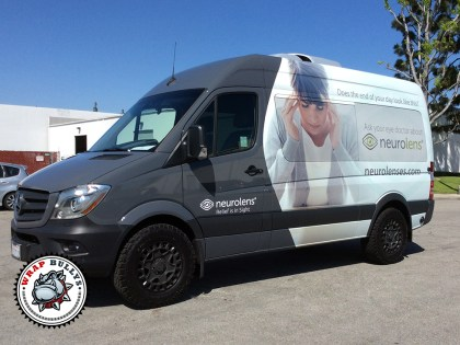 Neurolens Sprinter Van Wrap