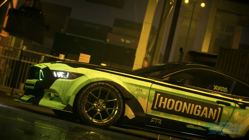 Need For Speed Wrap Editor