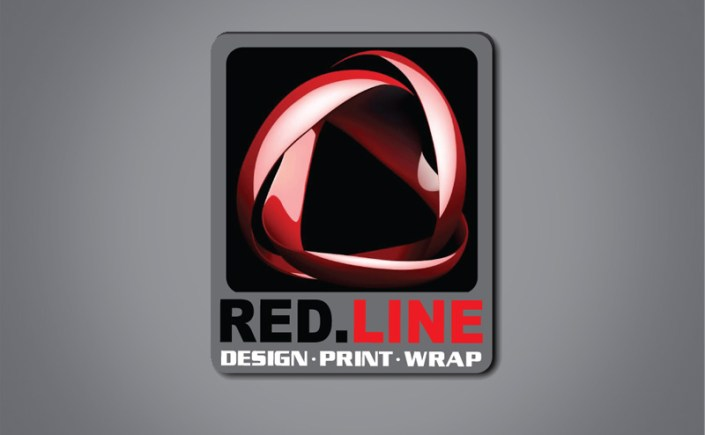Red line print group wrapfolio for Red line printing