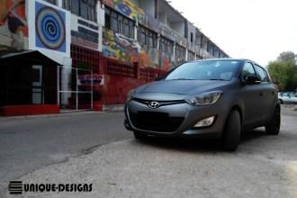 Hyundai i20 Wrap