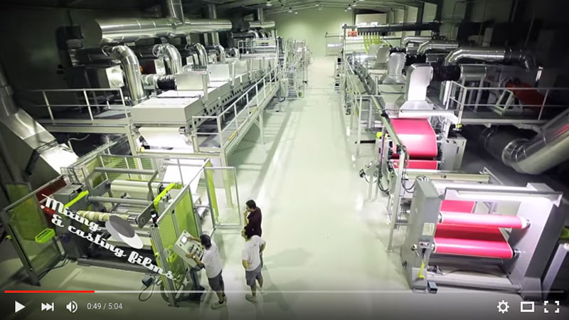 Hexis Manufacturing Facilities