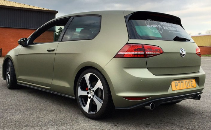 Arlon Chrome VW Mk6 GTI Wrapfolio