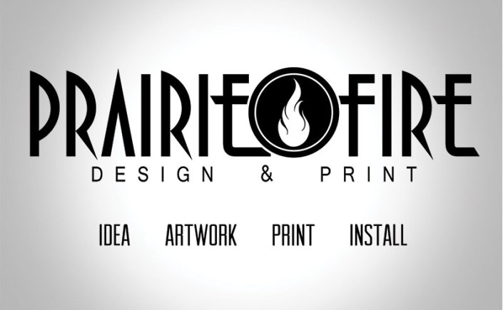 PrairieFire Print