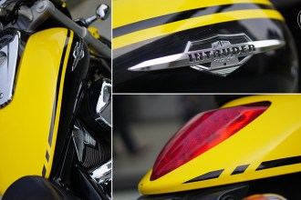 Suzuki Intruder Motorcycle Wrap