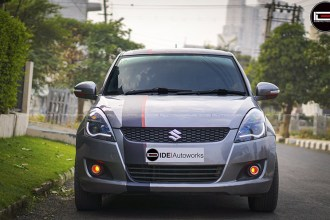 Suzuki Swift Wrap