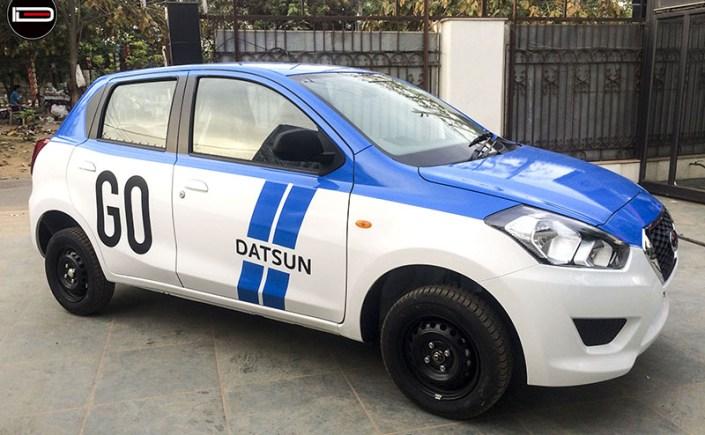 Datsun Go Wrap