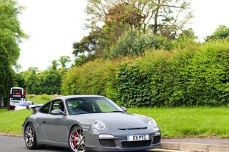 Porsche 911 GT3 Gloss Dark Grey
