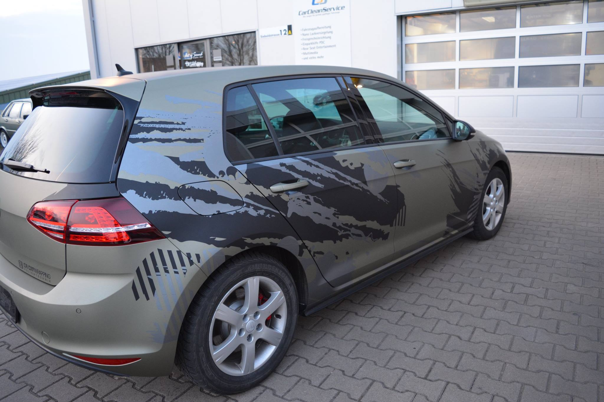 Mk7 Golf Gtd Wrap Wrapfolio