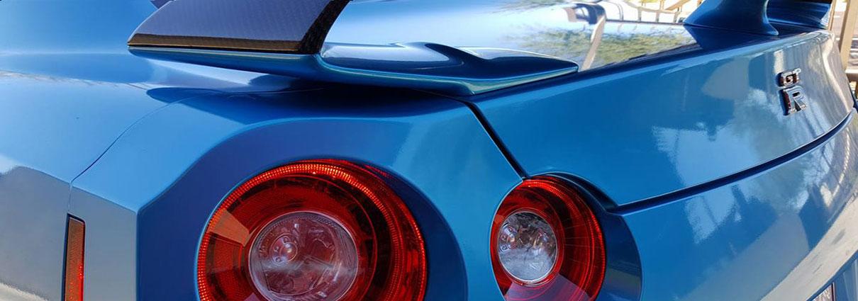 Pearl Bahama Blue GTR