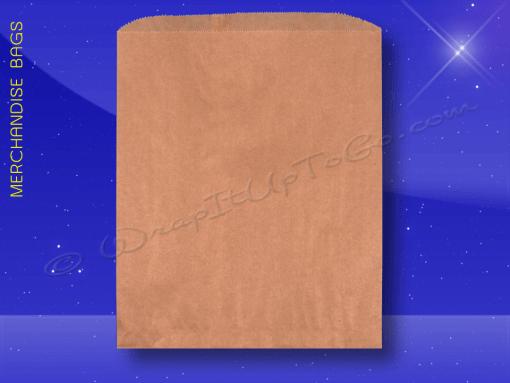 Merchandise-Bags—Natural-Kraft—Fischer-Paper—1706