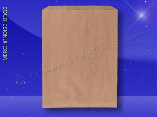 Merchandise-Bags—Natural-Kraft—Fischer-Paper—1714