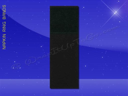 Napkin-Ring-Band—Fischer-Paper—4-NAP-BLACK