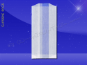Glassine Bags – 3-1/2 x 2-1/4 x 7-3/4 – 1 Lb