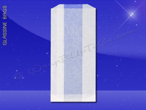 Glassine Bags – 5 x 3-1/4 x 11 – 4 Lb