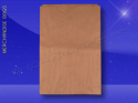 Fischer Paper Products 1710 Merchandise Bags Natural Kraft 14 x 3 x 21 Plain