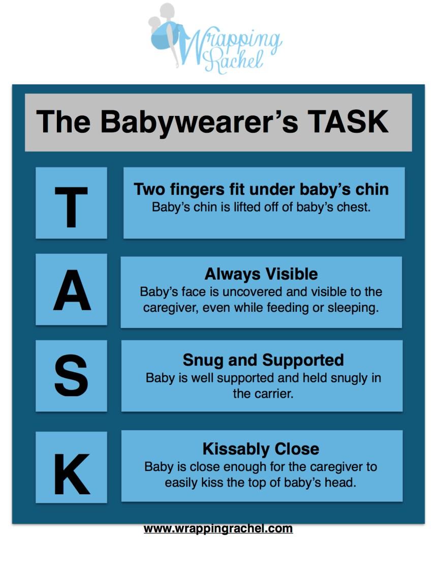 The Babywearer's TASK