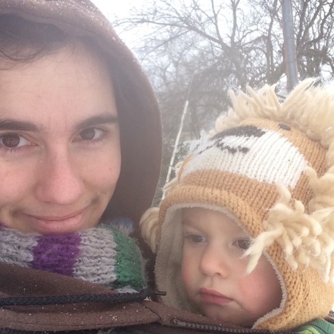 Cold Weather Babywearing Tips Babywearing Educational Blog