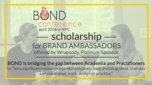 Protected: BOND Scholarship for Wrapsody Brand Ambassadors