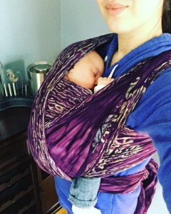 babywearing twins best stretchy wrap